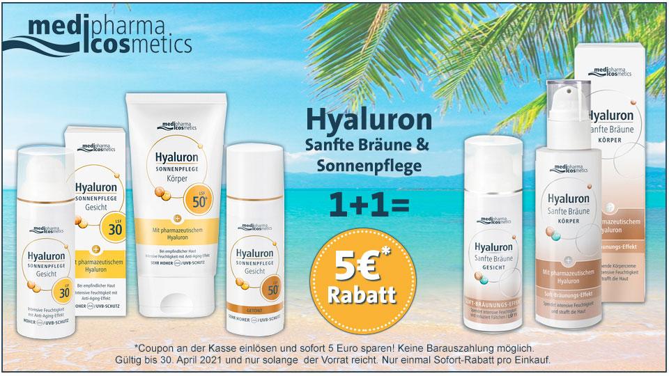 Medipharma - 5 Euro sparen
