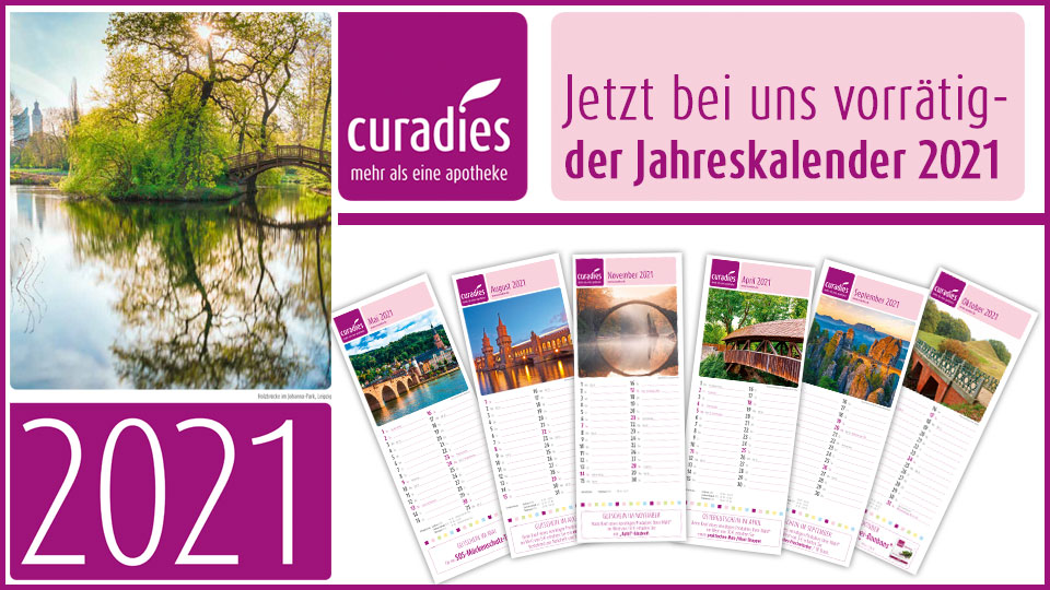 gratis Jahreskalender