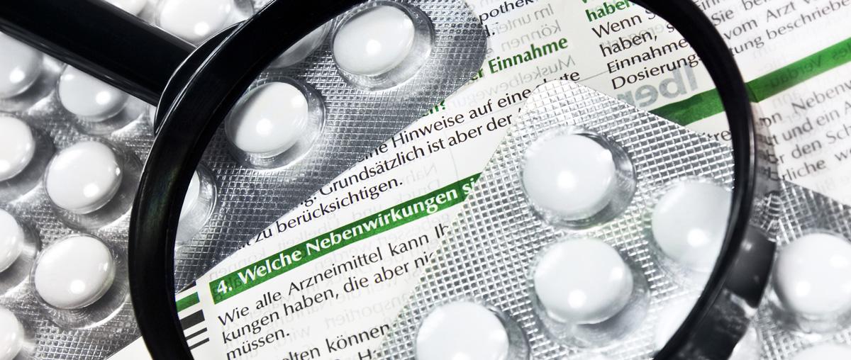 Arzneimittel Sicherheit