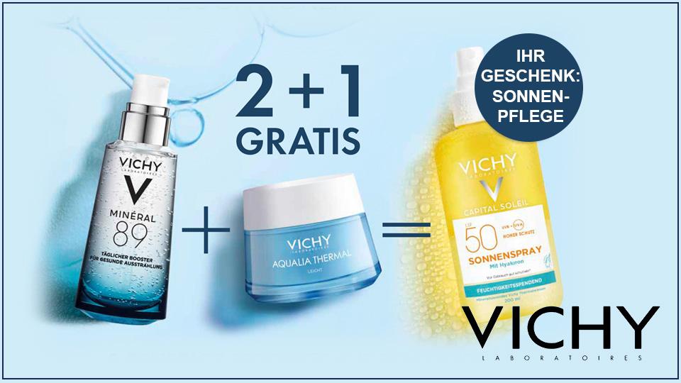 Vichy - 2+1 Gratis