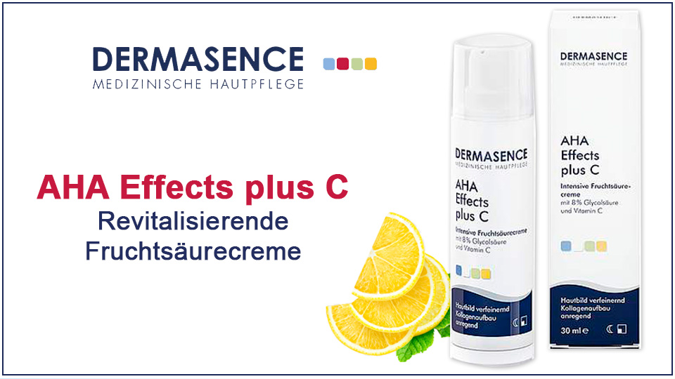 Tipp: Dermasence AHA Effects