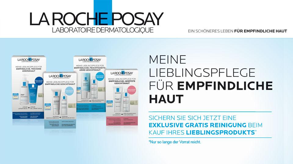La Roche-Posay, Reinigung gratis