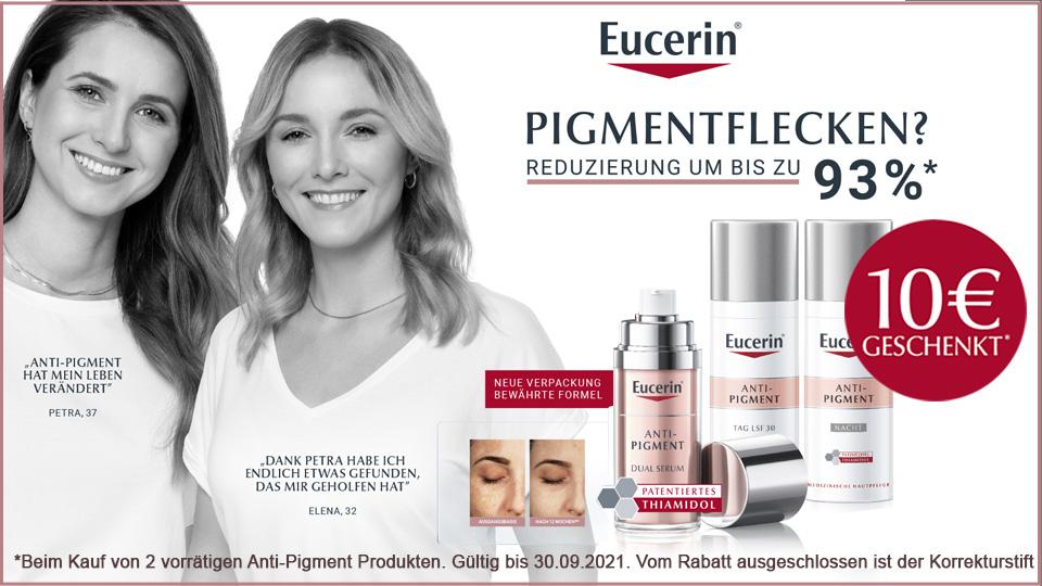 Eucerin: 10 Euro - Antipigment